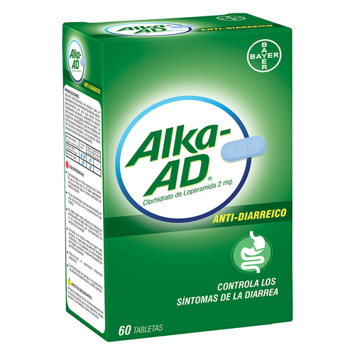 ALKA-AD 2MG X 1 TABLETA